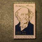 Martin Van Buren lapel pins stamp pin tie tac hat 2216h S