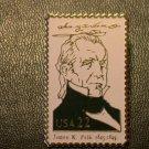 James Polk lapel pins stamp pin tie tac hat 2217b S