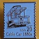 San Francisco Cable Car stamp pin lapel pins hat 2263 S