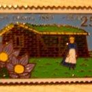 Statehood SD South Dakota Stamp Pin lapel pins hat 2416 S