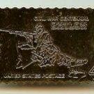 Shiloh Centennial Civil War stamp pin lapel pewter 1179 pew