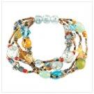 Aztec Ice Bracelet