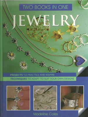 Two Books in One Jewelry by Madeline Coles HC