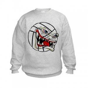 VICIOUS VOLLEYBALL | kid's sweatshirt