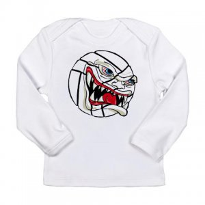 VICIOUS VOLLEYBALL | infant tee