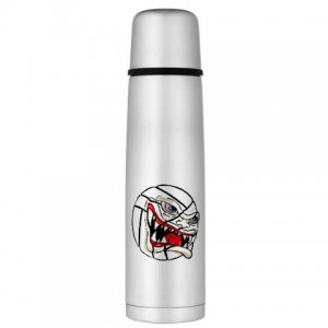VICIOUS VOLLEYBALL | large thermos bottle