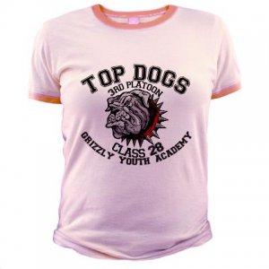 TOP DOGS [4] | jr ringer tee
