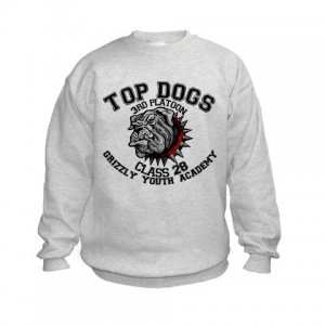 TOP DOGS [4] | kid's sweatshirt