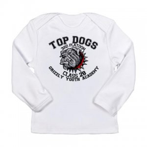 TOP DOGS [4]   infant tee