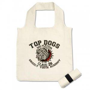 TOP DOGS [4] | reusable shopping bags