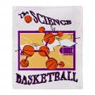 SCIENCE OF BASKETBALL | stadium blanket