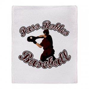 PASO ROBLES BASEBALL [9] | stadium blanket
