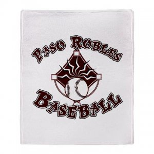 PASO ROBLES BASEBALL [2] | stadium blanket