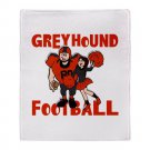 GREYHOUND FOOTBALL [4] | stadium blanket