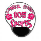 805 SPORTS LOGO [hibiscus 1] | mousepad