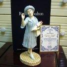 Royal Doulton figurine - HM Queen Elizabeth The Queen Mother