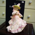 Royal Doulton lady figurine - Camellias HN3701 Signed