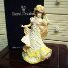 Royal Doulton lady figurine - Primrose HN3710 Signed