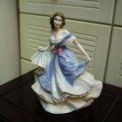 Royal Doulton lady figurine - Samantha HN4043