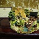 LILLIPUT LANE - England handmade decorative building miniature - Flatford Lock