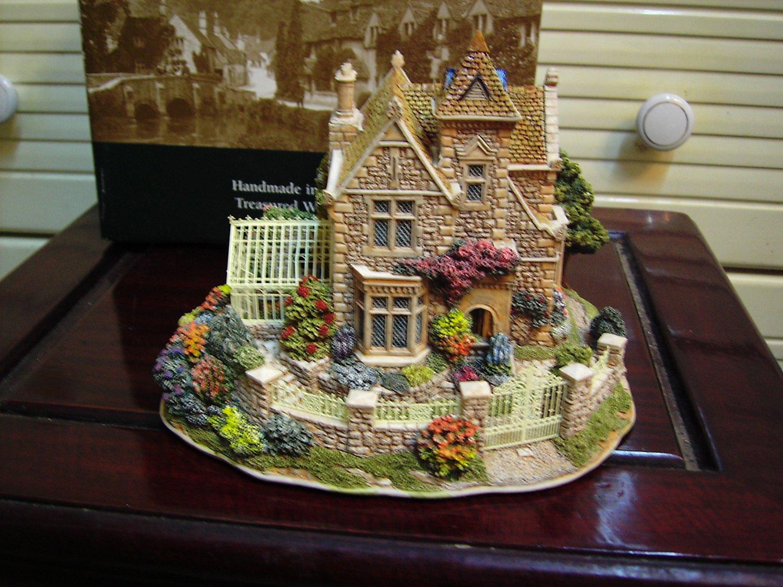 LILLIPUT LANE - England handmade decorative building miniature - Green Gables