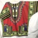 African Clothes Hippie Dashiki Shirt Blouse Top Apparel