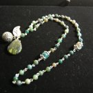 Forest Prayer Beads