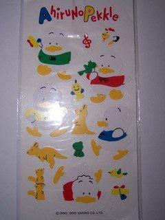 Pekkle Sticker Sheet