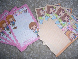 Candy Girls Mini Memos