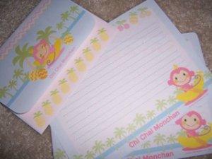 Chi Chai Mochan Letter Set