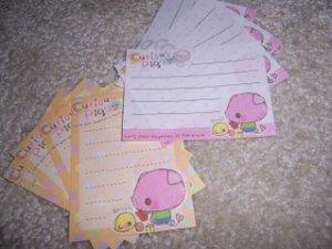 Curious Pig Mini Memos