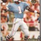 WARREN MOON 1992 Pro Set GOLD MVP Insert #MVP5 - OILERS