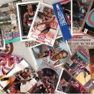 CLYDE DREXLER (15) Card Early 90's Lot