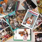PATRICK EWING (15) Card Early 90's Lot