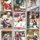 BRENDAN SHANAHAN (9) Lot w/ 90 Score, 97 Pinnacle Mint+