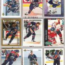 DOUG WEIGHT (9) Card Lot w/ 1994 Premier Special Effect
