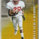 CURTIS MARTIN 1995 Select Certified Future Insert #10 of 10.  PATS
