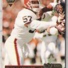 CLAY MATTHEWS 1992 Pro Set Gold MVP Insert #MVP3.  BROWNS.