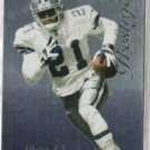 DEION SANDERS 1998 Playoff Prestige #81.  COWBOYS
