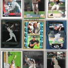 TROY GLAUS (9) Card Lot w / RC, Inserts + Premiums