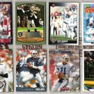 JEFF GEORGE (8) Card early 90's + 1996 + 99 Lot - Sharp