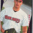 ANDY PETTITTE RC 1993 Classic Best Gold #117 - HORNETS