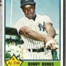 BOBBY BONDS 1976 Topps #380. Yankees