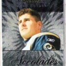 MARC BULGER 2004 Playoff Honors #'d 0641 / 1000