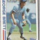 GEORGE BRETT 1982 Topps IA #210.  ROYALS