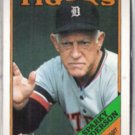 SPARKY ANDERSON 1988 Topps #14.  TIGERS