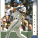 JOE CARTER 2002 Donruss Team Heroes #530.  JAYS