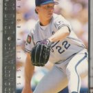 DAVE CONE 1995 Fleer Award Winner Insert #3 of 6.  ROYALS