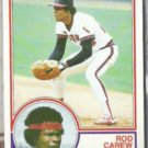ROD CAREW 1983 Topps #200.  ANGELS