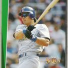JOSE CANSECO 1993 Score Select #364.  RANGERS